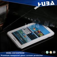 China Samsung Tempered Glass Screen Protector , touch screen protector film on sale