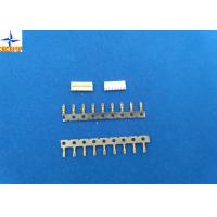 Quality 1.2mm pitch crimp connectorterminals for Molex 78172 gold-flash phosphor bronze Contact for sale