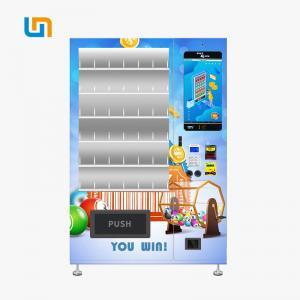 China Customize Micron Automatic Lottery Vending Machine 24 Hours Self - Service Micron on sale