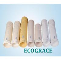 Quality Industrial Dust Filter Bags For Dust Collector , Baghouse Dust Extractor Bags for sale