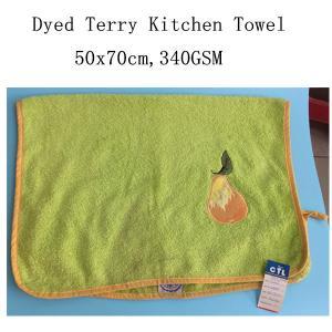 Quality Home Textile Cotton Printed Kitchen Towel/Tea Towel/Coffee Towel for sale