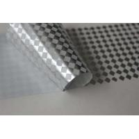 Quality Small Squares Tamper Evident Label Material , Phone Security Label 25 And 50 Micron for sale