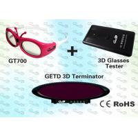 Quality OEM Video 3D IR emitter and glasses for Cybercafé  for sale