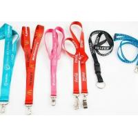 Quality Custom Printed Neck Lanyards for sale