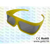 Quality Cinema Use Circular polarized 3D glasses CP297GTS07   for sale