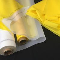 Quality High Tension Polyester Screen Printing Mesh , Silk Screen Printing Materials for sale