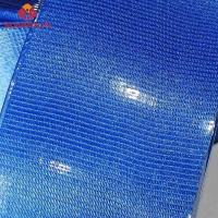 Ultra thin plastic TPU / PVC coated webbing strap for safe harness
