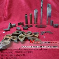 Buy PCD & PCBN Cutting turning Tools inserts for magnesium alloy and carbide at wholesale prices