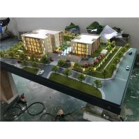 Quality 50% Internal Lighting Architectural Mockup Maquette House Model For Marketing Launch for sale