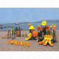 Quality Outdoor Playground Equipment in Sailing Boat Series, Suitable Kindergarten, Environment-protection for sale