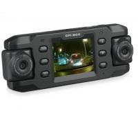 Quality Car DVR,X8000,Dual Rotatable Lens with GPS Logger for sale
