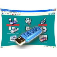 Quality TIS2000 CD + USB Dongle for GM TECH2 GM Car Model for sale