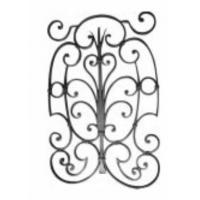 Quality Decorative Metal Balcony Grill Panels for sale