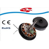 Quality Black 24 Volt High Speed Brushless Motor Outer Rotor Type With 0-360rpm for sale