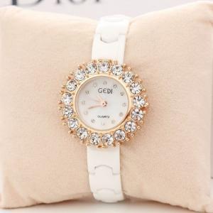 Quality Sparkle Ceramic bracelet watch TJ0062 for sale
