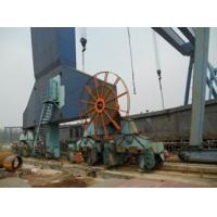 China Motorized Type Flat Crane Cable , Motor-Driven Cables Reel 40m Length on sale