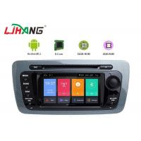 China 6.2 Android Car DVD Player Bluetooth - Enabled Built - In GPS CD Player on sale