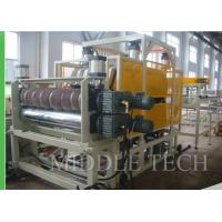 Quality 1100mm Roofing Sheet Manufacturing Machine , Durable Tiles Production Machines for sale