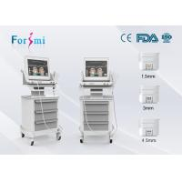 Quality Multiple functional Hifu wrinkle removal and face lift machine for sale