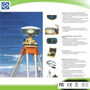 Most Popular Model V90 Plus RTK GNSS