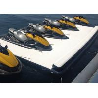 Quality Floating Inflatable Yacht Slides Boat Extension Dock With 3 Years Warranty for sale