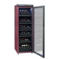 Climadiff CVV265 Small Wine Cooler Cabinet , Wine Display Case With Glass Door