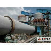 Quality Horizontal Industrial Rotary Kiln For Oxidizing Calcination Chromium Ore for sale