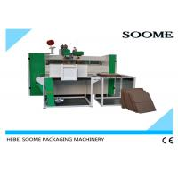 Quality Double Servo Motors Carton Box Stitching Machine Manual Feeding Nailing To Hold Heavy Products for sale
