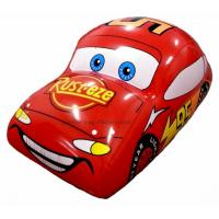 China Red Inflatable Racing Car Toys Kids Inflatable Car Toys for Kids Fun on sale