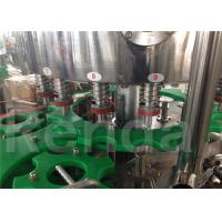 Quality 3.8KW Automatic Water Bottle Filling Machine , Pet  Bottling Equipment for sale