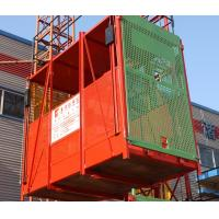 Quality 24m-80m SS Vertical Handling Machine Construction Building Material Hoist for Cargo,Goods for sale