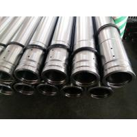 Precision ST52 Hollow Round Bar Hard Chrome Plated Rod Tempered with ISO9001:2008