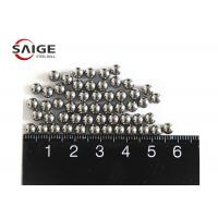 """Quality 5 / 16 """" 3 / 8 """" 13 / 64"""" Mild Steel Balls For Bicycle Bearing ISO SGS Certification for sale"""