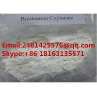 High Purity Anabolic Androgenic Steroids Cypionate Boldenone Powder CAS 106505-90-2