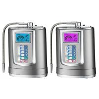 Quality Negative Ion Hydrogen Portable Alkaline Water Ionizer 3 Plates / 5 Plates , 3000L - 12000L for sale