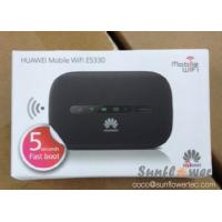Quality Huawei E5330 Mobile Wifi 3G Wireless Router 21.6Mbps download speed for sale