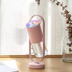 China Big Cup Ultrasonic Cool Mist Air Humidifier / Home Ultrasonic Humidifier 3.5w Power on sale