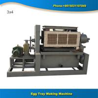 Quality Small manufacturing machines air dryer paper egg tray machine line for sale