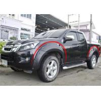 Quality Modified Wheel Arch Flares For ISUZU D-MAX 2012 - 2015 , 2017 Fender Flares for sale