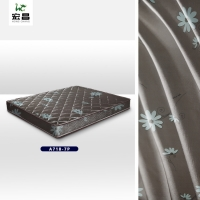 Quality Silky 215cm Custom Printed Polyester Fabric Mattress Quilting Fabric for sale