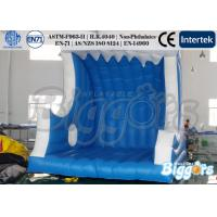 Quality Water-proof Outdoot Inflatable Sports Games for Park  /  Mechanical Bull Air Mattress for sale