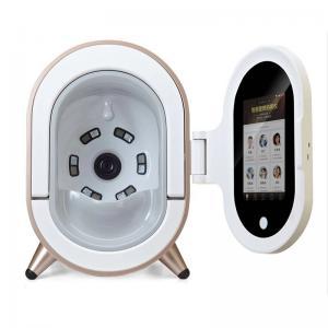 Quality 3D Magic Mirror Skin Analyzer with Pad for salon professional skin analyzer for sale