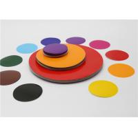 Quality Certified Gummed Paper Circles Assorted Size for School Handwork for sale