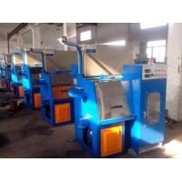 Buy Aluminium Wire High Speed Wire Drawing Machine 1500mpm Spray Drawing Lubrication at wholesale prices