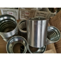 hydraulic fittings / hose fittings / carbon steel fittings / stainless steel