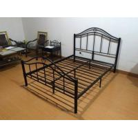 Buy cheap Modern Full Size Metal Beds / Metal night bed for supermarket ,  insurance companies from Wholesalers