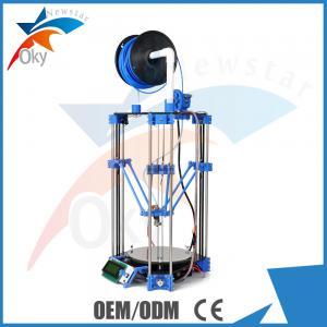 Quality Portable RepRap 3D Printer Kits for JIETAI Delta Rostock mini DIY Toys Kit for sale