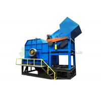 Quality Heavy Duty Industrial Metal Shredder / Metal Crushing Equipment 8000-12000Kg/H for sale
