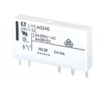 Quality Electronic Components Power Relay 5VDC 6A SPDT(28x5x15)mm THT FTR-LYCA005V Integrated Circuits for sale