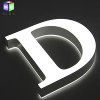 Buy High Brightness Led Channel Letters , Custom Backlit Channel Letter Signs at wholesale prices